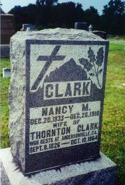 Pvt Thornton Clark