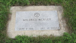Mildred Marie <i>Goodnow</i> Ackley