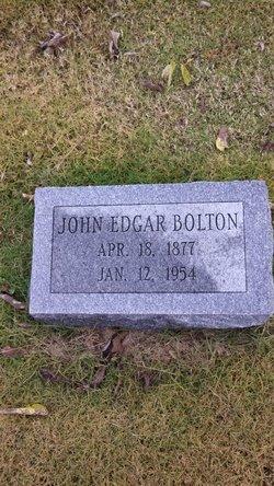 John Edgar Bolton