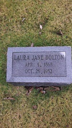 Laura Jane Bolton