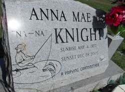 Anna Mae Knight