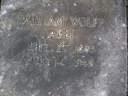 William Wolff Abel