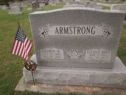 Lucille <i>King</i> Armstrong