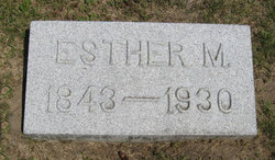 Esther Margaret <i>Stearns</i> Foster