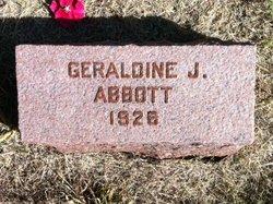 Geraldine Abbott