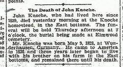 John Knoche