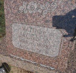 Matthew Jackson
