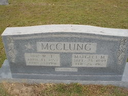 Margaret Mirinda <i>Kidd</i> McClung