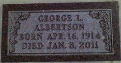 George Lenard Albertson
