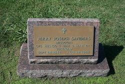 LCpl Jerry Joseph Sanders