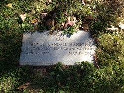 Joyce Fidelia <i>Randall</i> Hanson