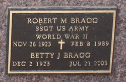 Betty J Bragg