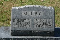 Sarah <i>Creason</i> Milby Stiltz