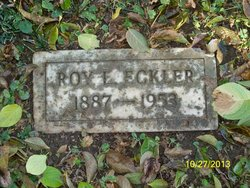 Roy Lee Eckler