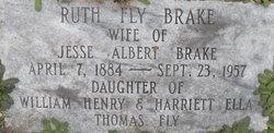 Ruth <i>Fly</i> Brake