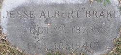 Jesse Albert Brake