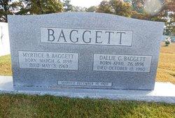 Dallie Casper Baggett