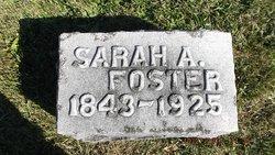 Sarah Adaline <i>Kniss</i> Foster