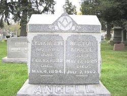 Lydia <i>Reeve</i> Angell