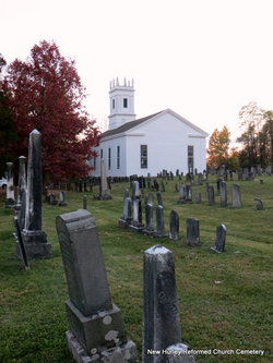 New Hurley Reformed Church Cemetery