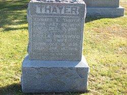 Edward Everett Thayer