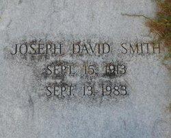 Joseph David Smith