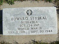 Edward Styskal