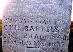 Catherine <i>Lages</i> Bartels