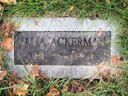 Alma Ackerman