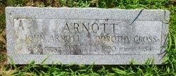 Dorothy <i>Gross</i> Arnott