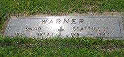 Beatrice Mary <i>Allen</i> Warner