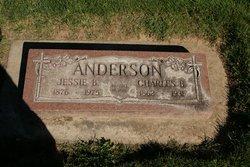 Jessie B <i>Faris</i> Anderson
