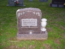 Mozelle <i>Kyle</i> Chappelle