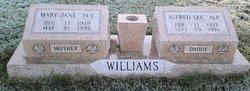 Mary Jane Sue Williams