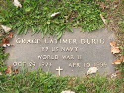 Grace Irene <i>Lattimer</i> Durig