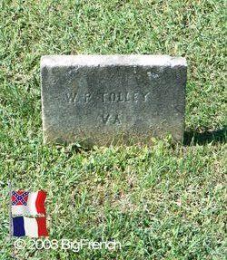 Pvt William P Tolley