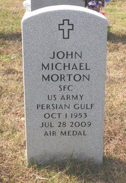 John Michael Morton