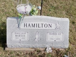 Jewell Dean <i>Morton</i> Hamilton
