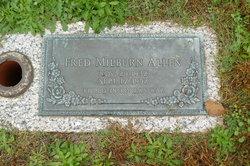 Fred Milburn Allen