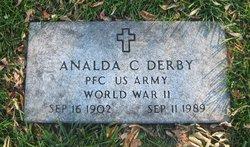 Analda C. Derby