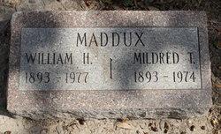Mildred May <i>Thornton</i> Maddux