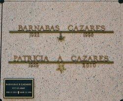 Patricia A <i>Vansickle</i> Cazares