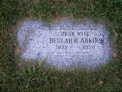 Beulah Beufort <i>Yates</i> Adkins