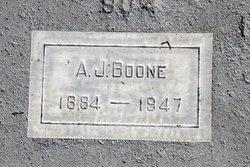 A. J. Boone