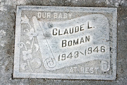 Claude L Boman