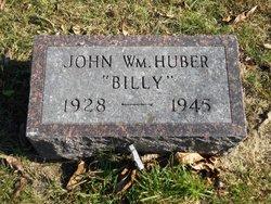 John William Billy Huber