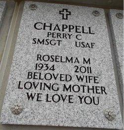Roselma May Rose <i>Clark</i> Chappell