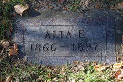 Alta Ellen <i>Gambold</i> Eddy