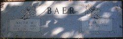 Reba Faye <i>Parmer</i> Baer