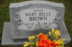 Mary Belle <i>Deal</i> Brown